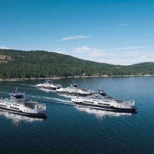 Corvus to Supply ESS for BC Ferries Newbuilds