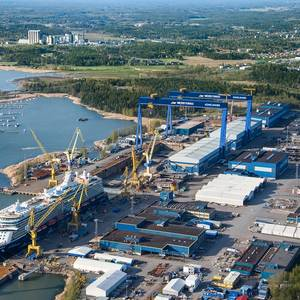 Finnish Shipyard wins Ship Deal from Royal Caribbean