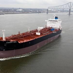 Philly Shipyard Delivers APT Tanker