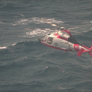 Two Rescued from Disabled Sailboat