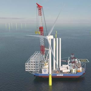 ABB Power & Control for Japan's Wind Turbine Installation Vessel