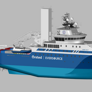 ABS to Class U.S. First Offshore Wind Farm Service Operation Vessel