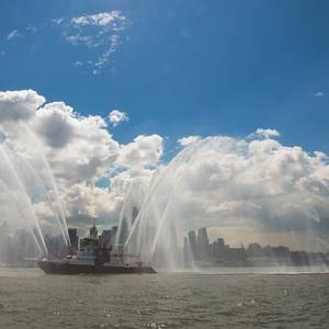 Big City Fireboats