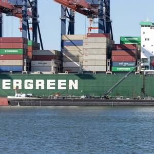 Evergreen Marine Orders 24 Container Ships