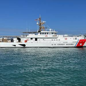 Bollinger to Build Four More Fast Response Cutters for U.S. Coast Guard