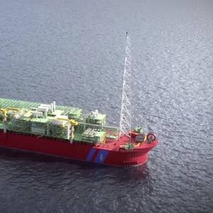 Santos, BW Offshore Sign $4,6B Barossa FPSO Deal