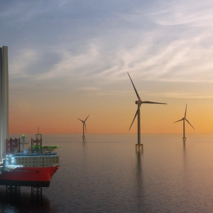 Cadeler's 'Wind Orca' to Sport New Crane for Largest Offshore Wind Turbines of the Future