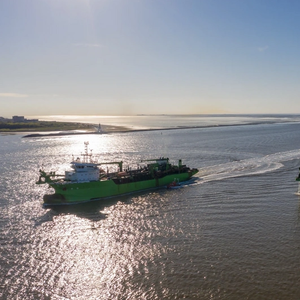 DEME Bags Its Largest Ever Dredging Deal