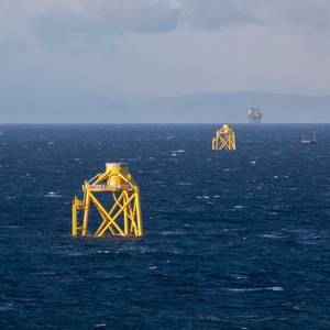 All Jackets Installed at Moray East Offshore Wind Farm