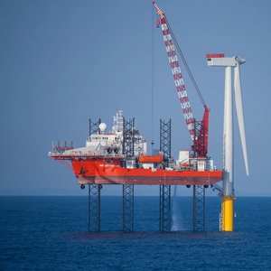 Booming Offshore Wind Market Faces Shortage of Installation Vessels