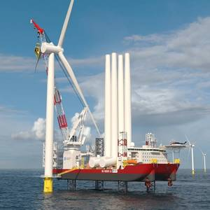 Ørsted, Eversource to Charter U.S. First Jones Act-Compliant Offshore Wind Turbine Installation Vessel