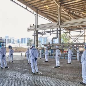 Drydocks Starts Work on Jotun FPSO TMS