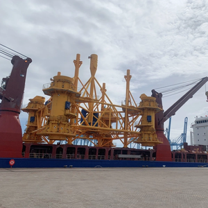 VIDEO: Dship Carriers Delivers Offshore Wind Pile Installation Frame to Taiwan