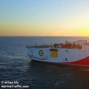 Turkey to Carry Out Seismic Survey in Eastern Mediterranean