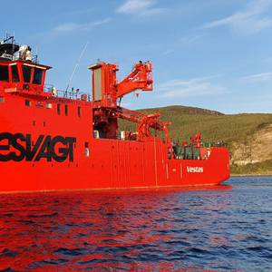 Esvagt's New SOV to Work at Offshore Wind Farm in UK