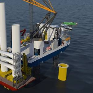 VIDEO: Friede & Goldman Launches Offshore Wind Feeder Concept