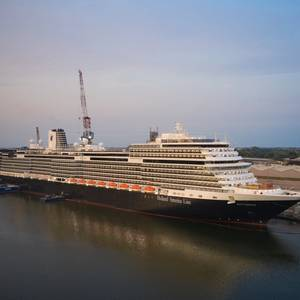 Fincantieri Delivers New Cruise Ship to Holland America Line