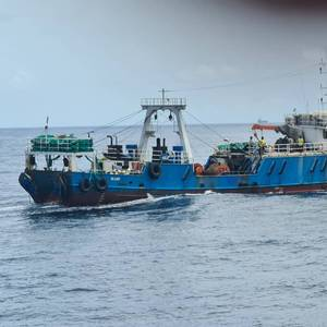 Ten Men Get 12 Years in Prison for Chinese Ship Hijacking