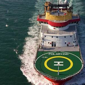 New Owners Take Over Polar King IMR Vessel