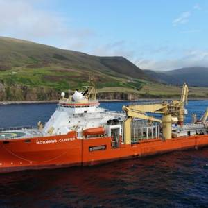 Global Offshore Lands Arcadis Ost 1 Offshore Wind Farm Gig