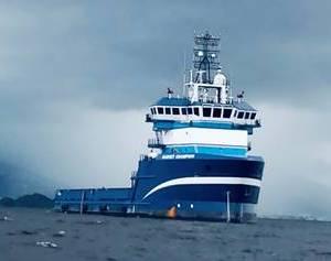 Harvey Gulf Adds Battery Power to Harvey Champion PSV