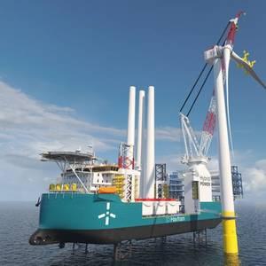 Havfram Set to Order Giant Wind Turbine Installation Vessel for U.S. Market