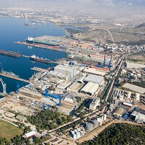 Greece Puts Largest Shipyard Up for Sale