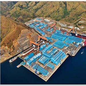Philippine Creditors Set to Sell Debt-laden Shipyard