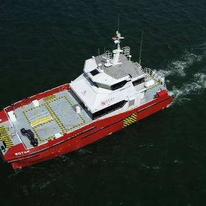 Opus Marine Buys Two Crew Transfer Vessels from Penguin