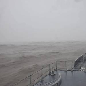 Search Underway for 77 Offshore Workers Missing from Barge Sunk by Cyclone