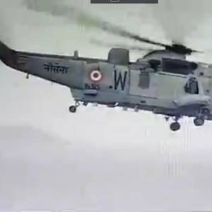 Cyclone Tauktae: Rescue Op Launched for 81 Offshore Oil Workers after Barge Sinks off Mumbai