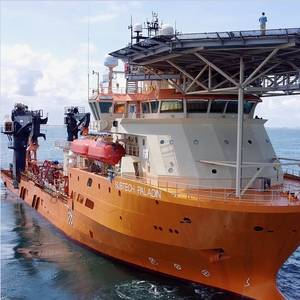 James Fisher Sells Dive Support Vessel to Seamec