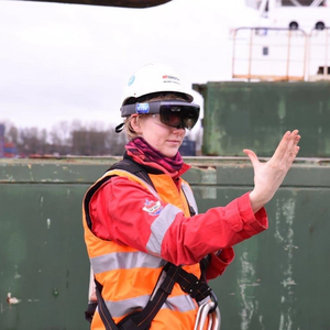 Jumbo Completes CLOV Contract for Subsea 7. Uses AR Lens Aboard 'Jumbo Vision'