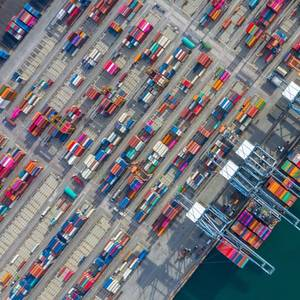 Port of Rotterdam Freight Volumes See Biggest Drop in Decade, But Smaller Than Expected