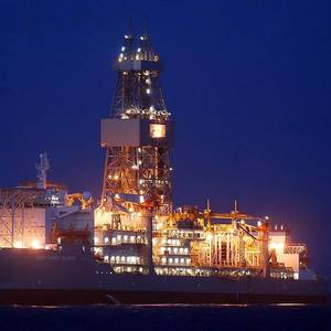 Valaris Drillship Goes Adrift off Scotland