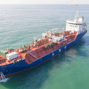 Keppel Delivers Its First LNG Carrier Avenir Advantage