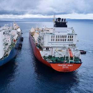 Croatia's Floating LNG Terminal Starts Operations
