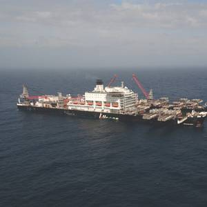Decommissioning Gets into Deep Water in GoM