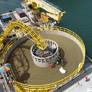 LS Cable & System to Buy 'Largest' Cable Laying Barge in South Korea