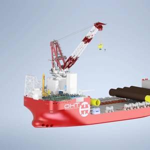 MacGregor Bags 'Largest Single Vessel Order' in Offshore Wind Space