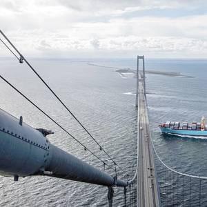 Trade Tension Hurts Shipping, Maersk Warns