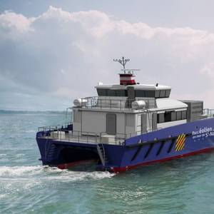 Louis Dreyfus Armateurs, Tidal Transit in Another French Offshore Wind Farm Vessel Deal
