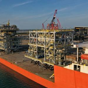 McDermott Ships Second Batch of Topside Modules for Modec FPSO