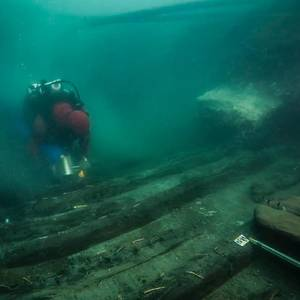 Egypt: Divers Discover Ancient Military Vessel in Sunken City