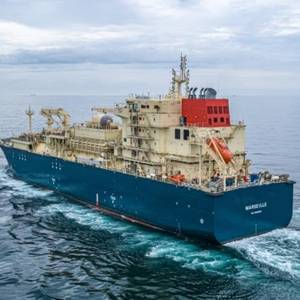 LNG Bunker Vessel Marseille Completes Sea Trials Ahead of Deployment in France