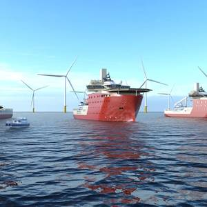 VIDEO: North Star to Deliver SOV Trio for Dogger Bank Wind Farm in $375M Deal