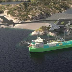 Dalian Shipbuilding Industry Co. to Build Two CO2 Carriers for Norwegian Northern Lights Project