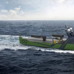 Ocean Infinity to Expand Armada Fleet with 'World's Largest' Robotic Vessels