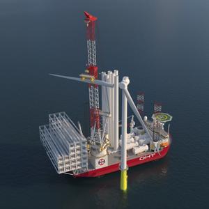 OHT's Shipbuilding Deal for Offshore Wind Installation Vessel Now 'Effective'