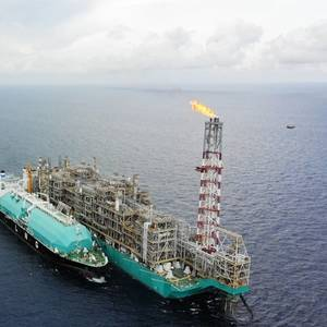 Petronas Becomes First Company to Produce LNG from Two FLNG Units